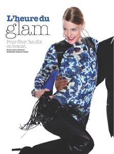 Cosmopolitan France (January 2010) - L'heure du glam - 001.jpg