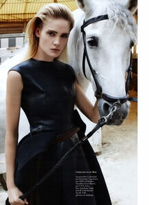 Harper's Bazaar Germany (September 2013) - French Riding - 003.jpg