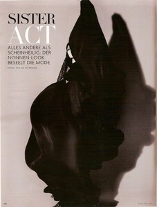 Vogue Germany (April 2008) - Sister Act - 001.jpg