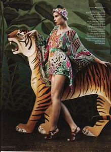 Vogue UK (June 2009, Supplement) - Where The Wild Things Are - 004.jpg