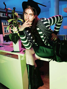 Jalouse #172 (July-August 2014) - Born To Be A Star - 007.jpg