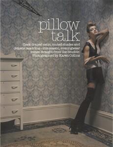 Vogue UK (January 2003) - Pillow Talk - 002.jpg
