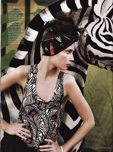 Vogue UK (June 2009, Supplement) - Where The Wild Things Are - 009.jpg