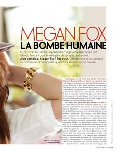 Elle France #3440 (December 02, 2011) - Megan Fox - 002.jpg