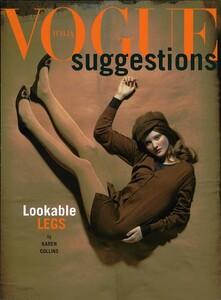 ARCHIVIO - Vogue Italia (November 2004) - Lookable Legs - 001.jpg