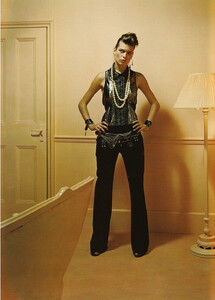 Vogue UK (September 2003) - Posh Punk - 003.jpg