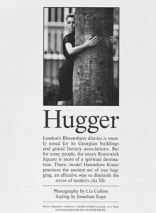 The Gentlewoman #6 - AW 2012 - Hugger - 001.jpg