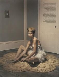 Vogue UK (January 2003) - Pillow Talk - 001.jpg
