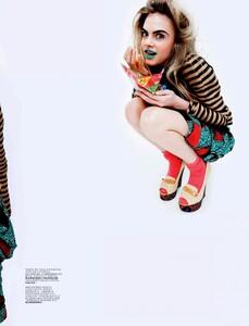 Jalouse #147 (February 2012) - Cara - 004.jpg