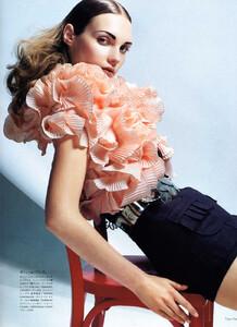 Vogue Japan (June 2006) - Ruffle Room - 003.jpg