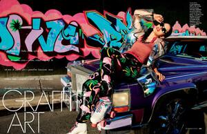 buerony - Elle Italia (March 2010) - Graffiti Art - 001.jpg