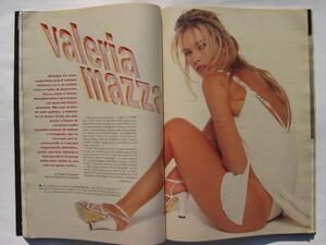 MAX ITALIA - N° 3 - MARCH 1996 - YEAR XII - 6 paginas 5 fotos - schumaher en portada.jpg