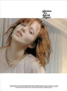 ARCHIVIO - Vogue Italia (May 2003) - What A Shine! - 002.jpg