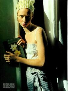 ARCHIVIO - Vogue Italia (June 2000) - The boom for Ginghams! - 015.jpg