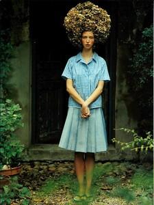 ARCHIVIO - Vogue Italia (June 2000) - The boom for Ginghams! - 009.jpg