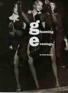 ARCHIVIO - Vogue Italia (December 2001) - Gleaming Evenings - 002.jpg