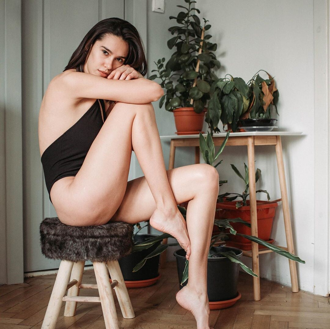 Andreea Gabriela Balaban  nackt