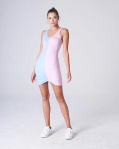 Pink_Lt Blue Ruched Front Tank Dress_0003.jpg