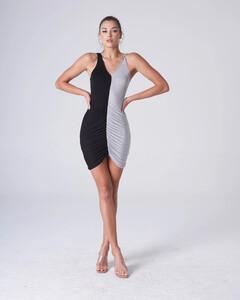 Black_Grey Ruched Front Tank Dress.jpg