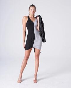 Black_Grey Ruched Front Tank Dress_0006.jpg