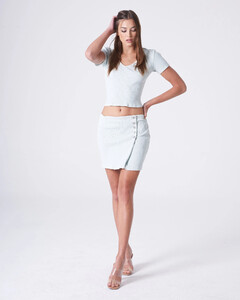 Lt Blue Button Up Skirt.jpg