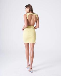 Yellow Open Back Dress.jpg