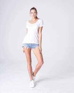 White Isabella Pocket U Neck Tee_0003.jpg