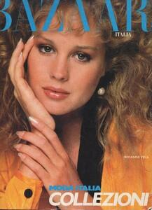 Harper's Bazaar Italy September 1982 Rosanne Vela.jpg