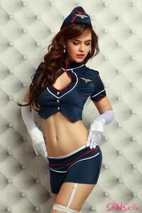 Sanselle Riwanez 120928 Stewardess.jpg