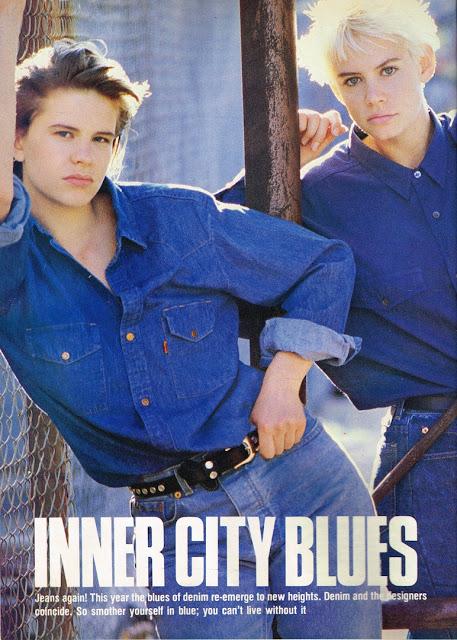 Dolly Magazine (Australia)  1986, inner city blues by graham shearer 01.jpeg