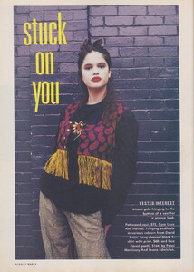 Amy, Dolly March 1989, stuck on you 01.jpeg