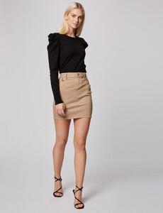 jupe-ajustee-taille-haute-a-pont-mastic-femme-d2-32536300849200204.jpg
