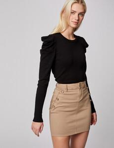 jupe-ajustee-taille-haute-a-pont-mastic-femme-or-32536300849200204.jpg