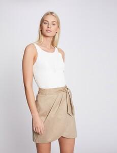 jupe-droite-effet-portefeuille-ceinturee-mastic-femme-or-32536300849840204.jpg