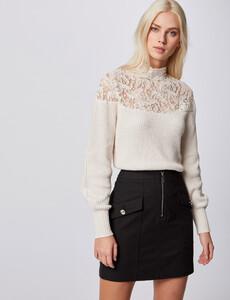 jupe-droite-taille-haute-zippee-noir-femme-or-32536300847710100.jpg