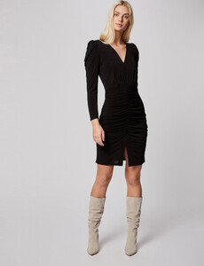 robe-ajustee-avec-fronces-noir-femme-d2-32536300862240100.jpg