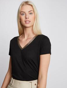 t-shirt-manches-courtes-avec-col-en-v-noir-femme-or-32536300848850100.jpg
