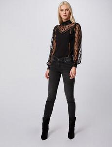 t-shirt-manches-longues-avec-plumetis-noir-femme-d2-32536300846700100.jpg