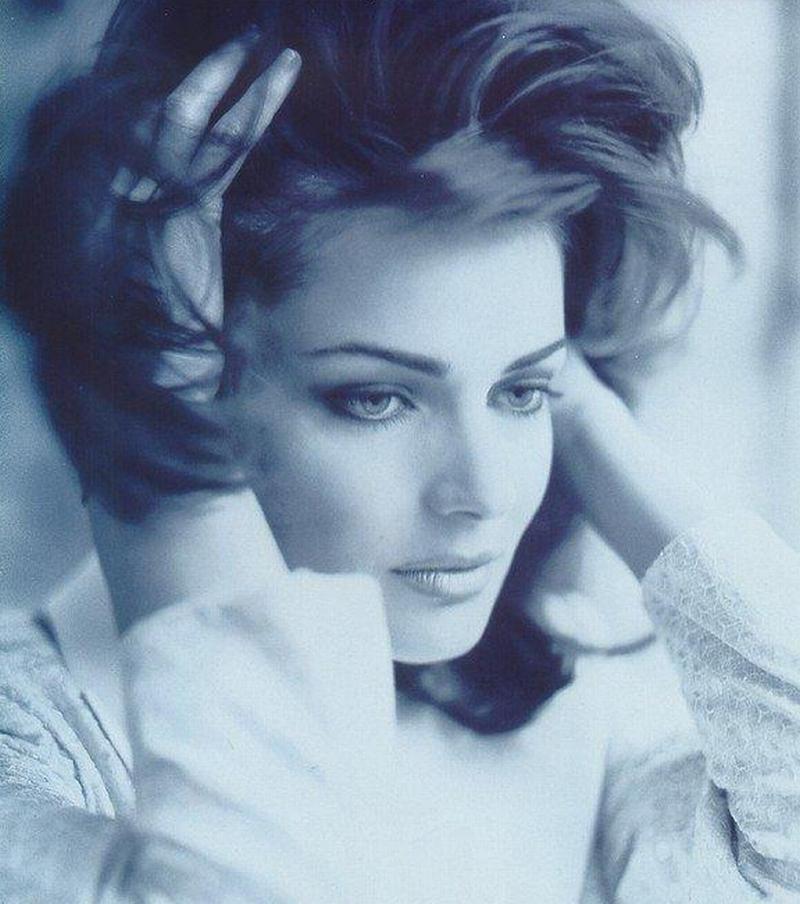 Stars sex videos online Paulina Porizkova.